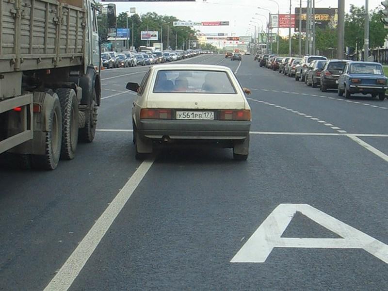 Власти Москвы будут штрафовать водителей в обход ГИБДД
