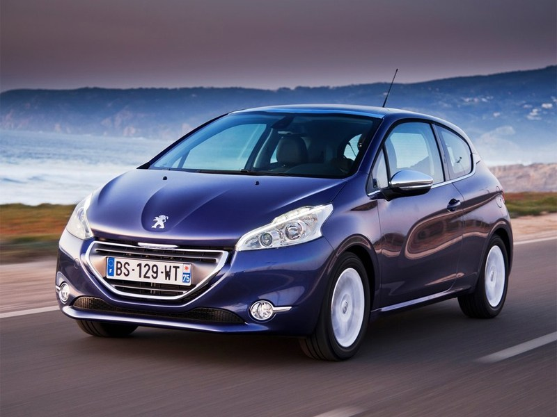 Peugeot 301 и 208: скоро в России