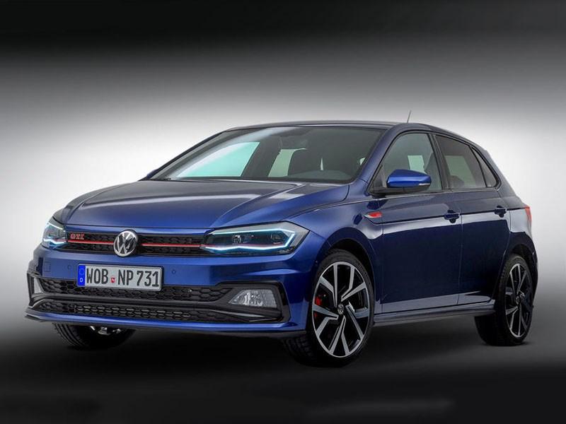 Volkswagen начал готовить хот-хэтч на базе нового Polo