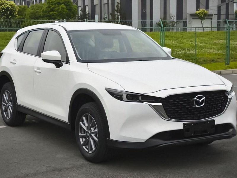Рестайлинговый Mazda CX-5 раскрыли до премьеры