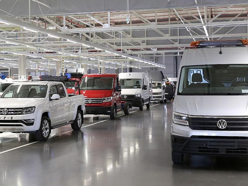 Фольксваген пока непланирует покупать долю вгруппе «ГАЗ» в нынешнем году