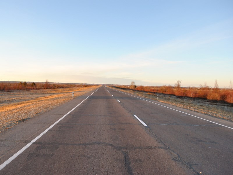 Минтранс недоволен состоянием большинства федеральных трасс