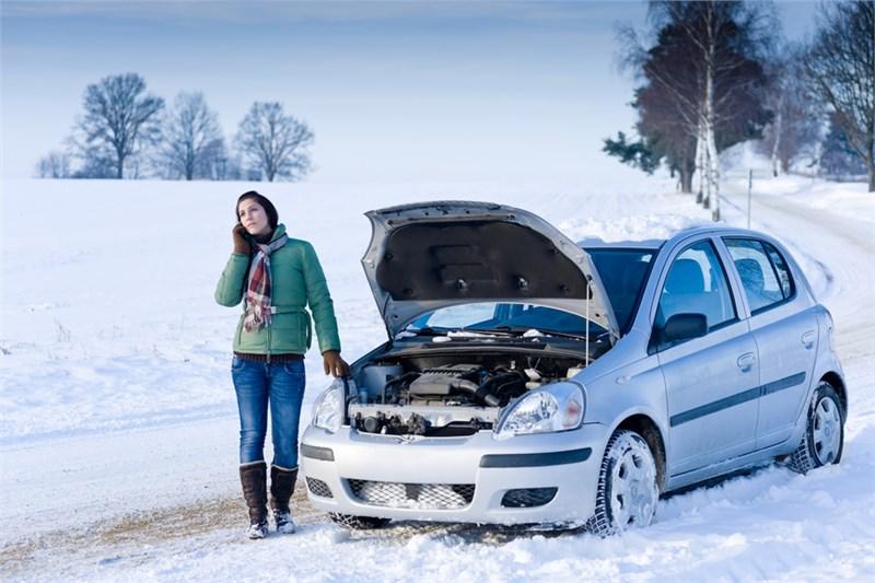 Что делать если машина не заводится в мороз