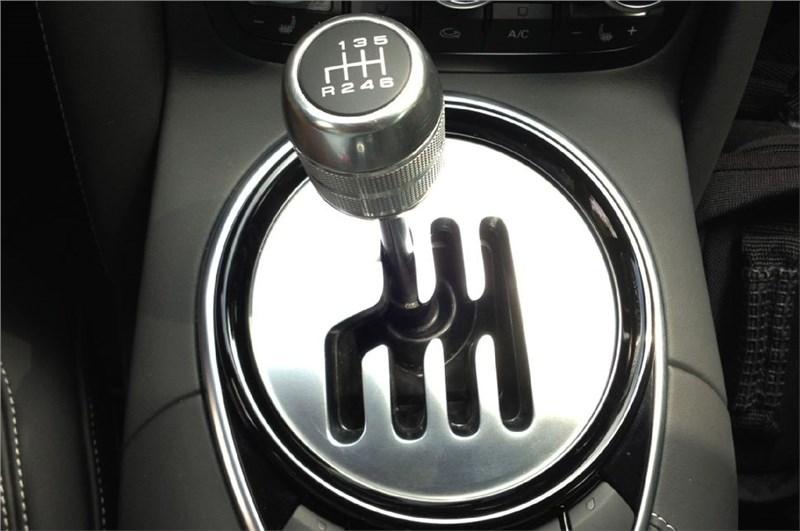 Как работает механическая коробка передач