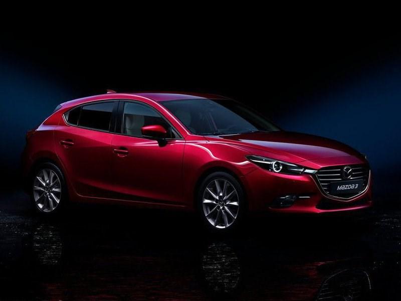 Японцы официально представили обновленные Mazda 3 и Mazda 6