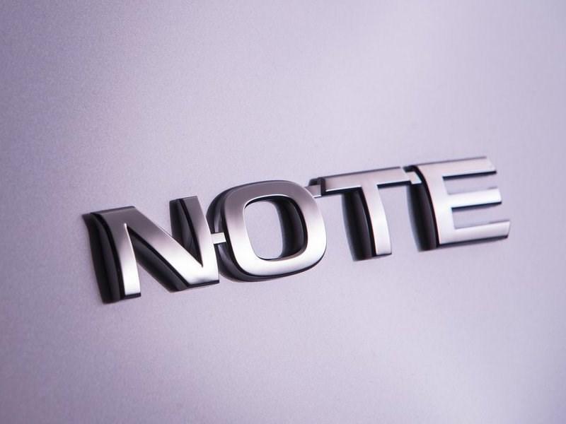 Рестайлинговый Nissan Note получит гибридный двигатель