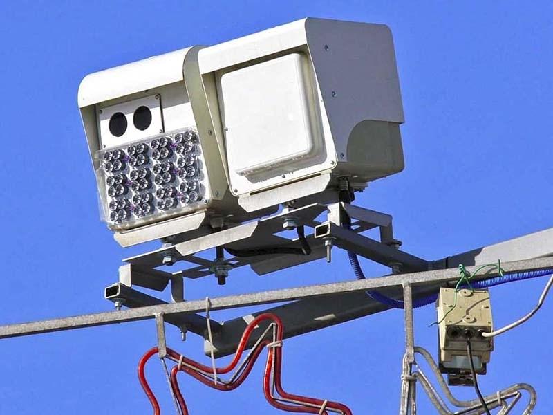 Новый штраф с камер: уже с сентября
