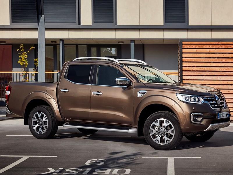 Renault привезла свой пикап в Европу