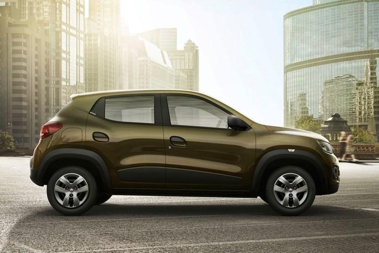 В Индии стартовали продажи городского хэтчбека Renault Kwid