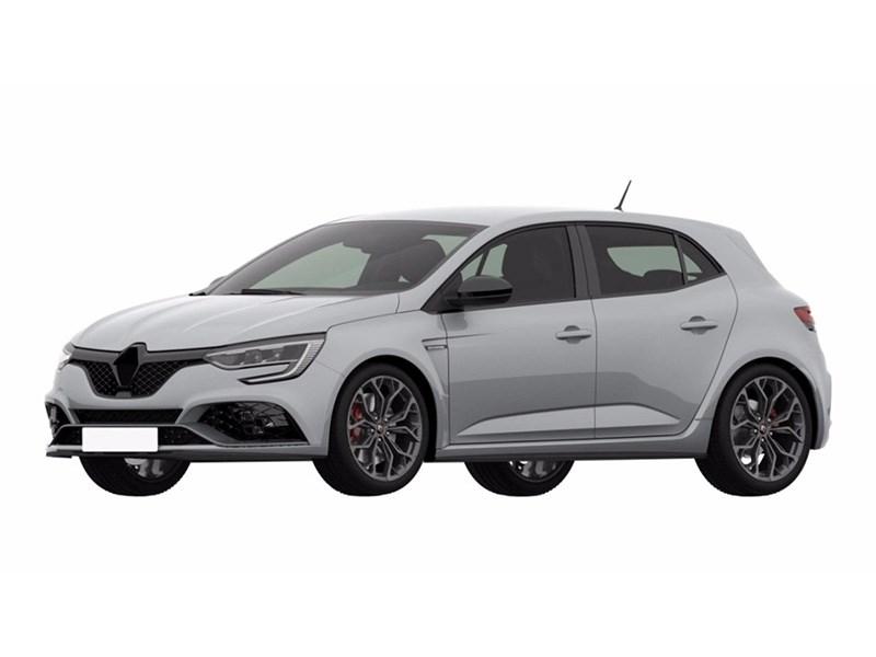 Рассекречен облик Renault Megane R.S