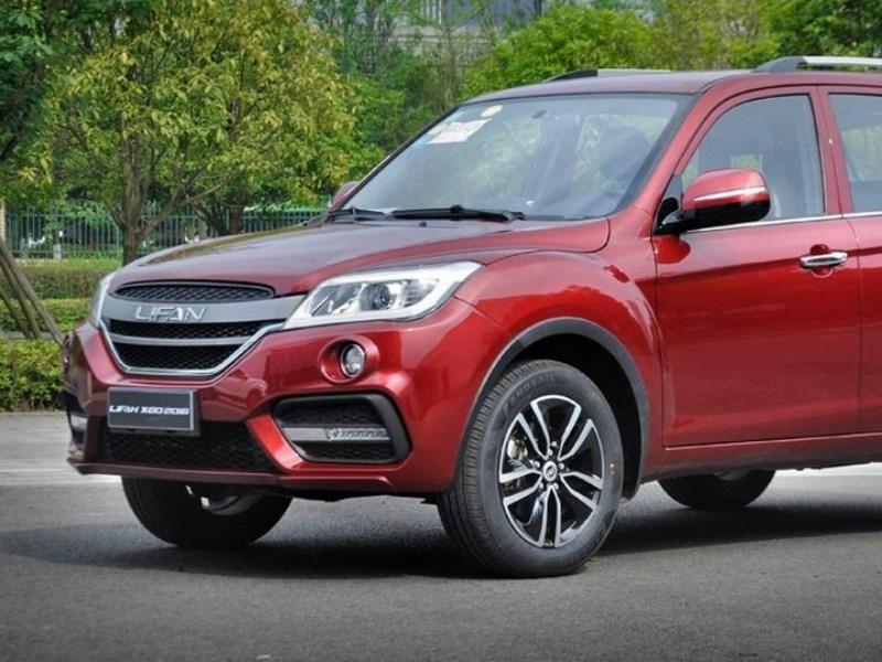 Lifan анонсировал появление обновленного X60 на российском рынке