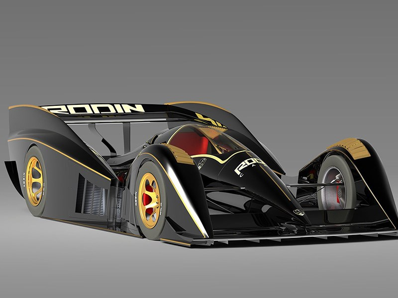 В Новой Зеландии строят гиперкар, который обгонит Формулу 1 Фото Авто Коломна