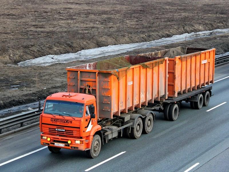 В августе российский рынок грузовых автомобилей вырос более чем на 20 процентов