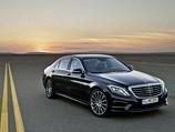 Элитные Mercedes-Benz S-Class будут ездить на автопилоте