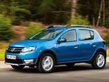 Появилась официальная информация о дизайне Renault Sandero для России