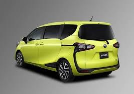 Новое поколение минивэна Toyota Sienta уже доступно на японском авторынке