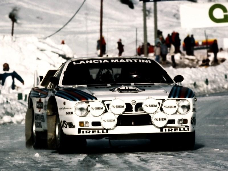 Lancia 037 возродят!