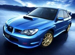 Седаны Subaru Impreza уходят с российского авторынка