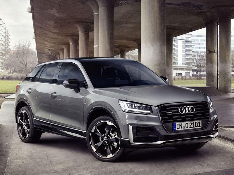 Audi представила «заряженную» версию кроссовера Q2
