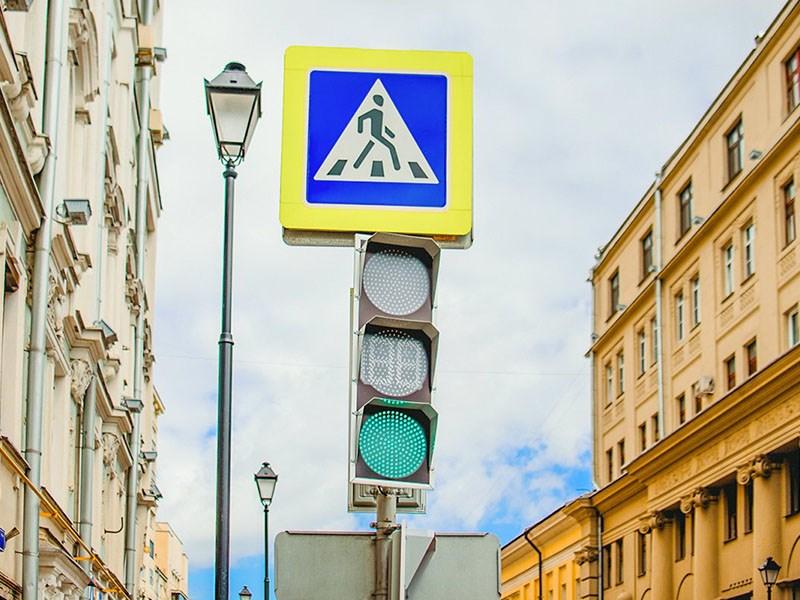 В Москве на 30 перекрестках изменили режим работы