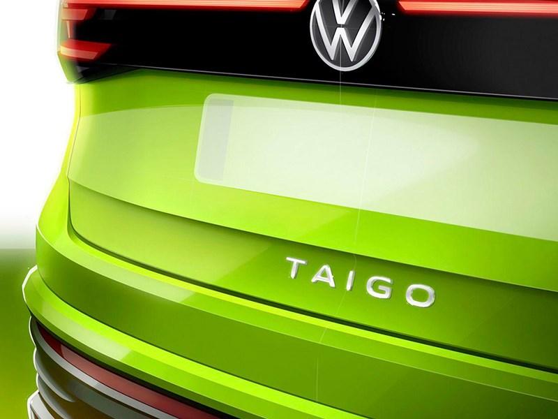 Volkswagen готовит новый кроссовер для Европы