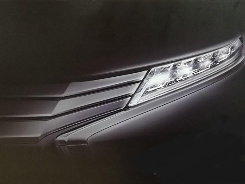 Mitsubishi скрестила минивэн и кроссовер. Он может появиться в России