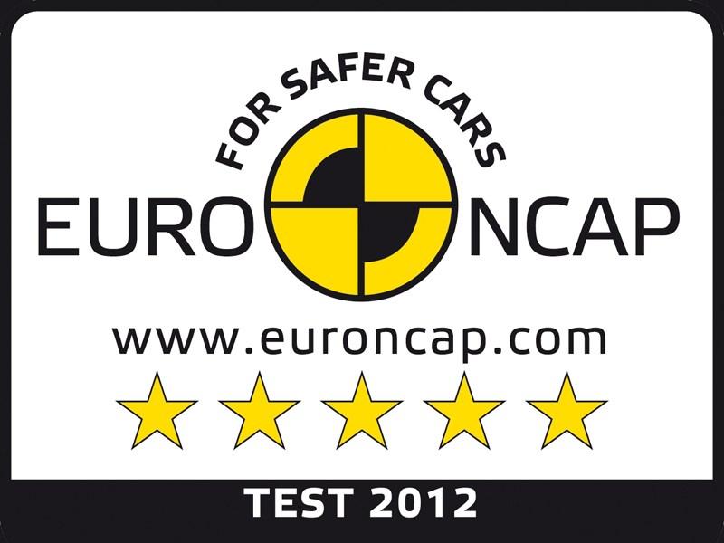 Рейтинг Euro NCAP 2012