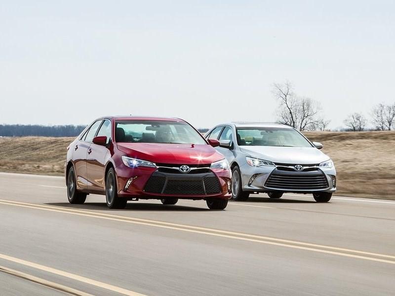 Российские продажи Toyota в августе выросли на 3,4 процента