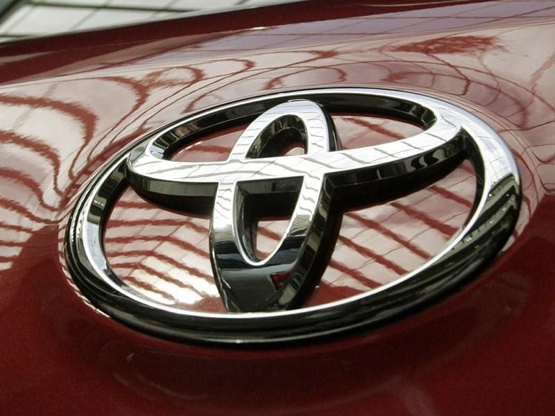 Toyota нашла в России почти 20 тыс. небезопасных автомобилей