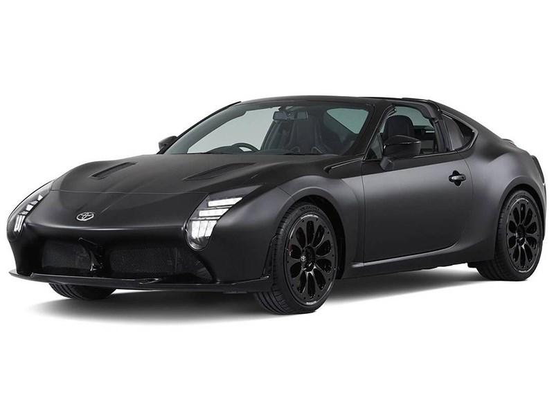 Toyota сделала купе с симулятором механической коробки передач