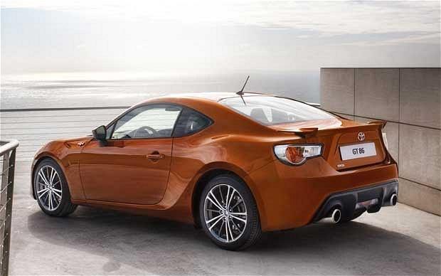 Купе Toyota GT86 новой генерации будет создано на платформе от Mazda MX-5