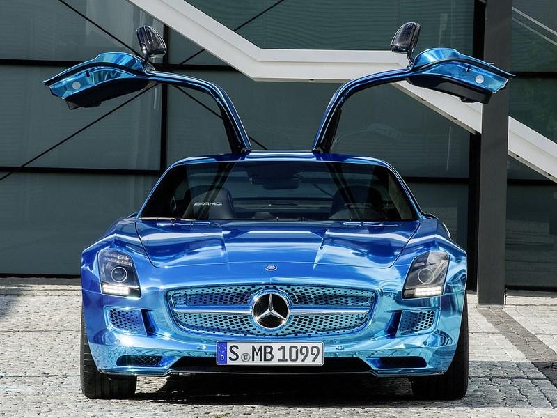 В Mercedes-AMG подтвердили разработку электрического суперкара
