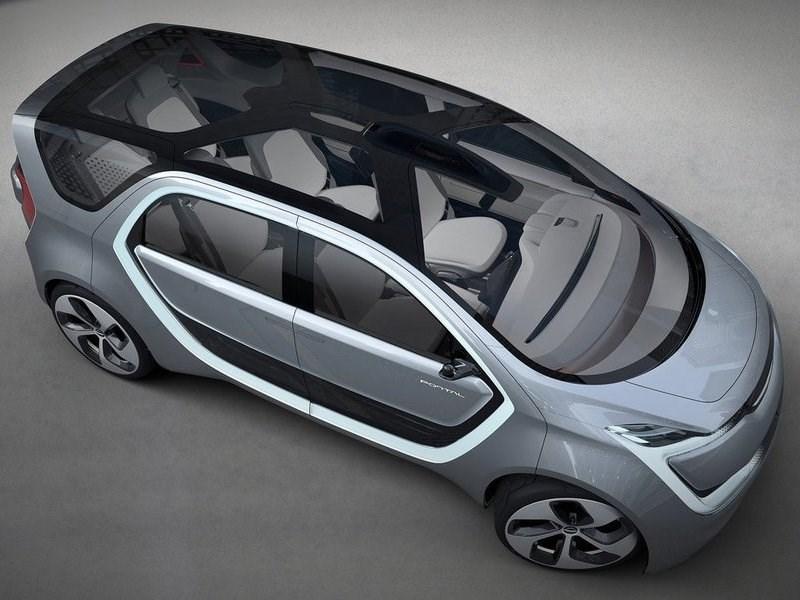 Chrysler привез в Детройт электрический концепт Portal - автоновости