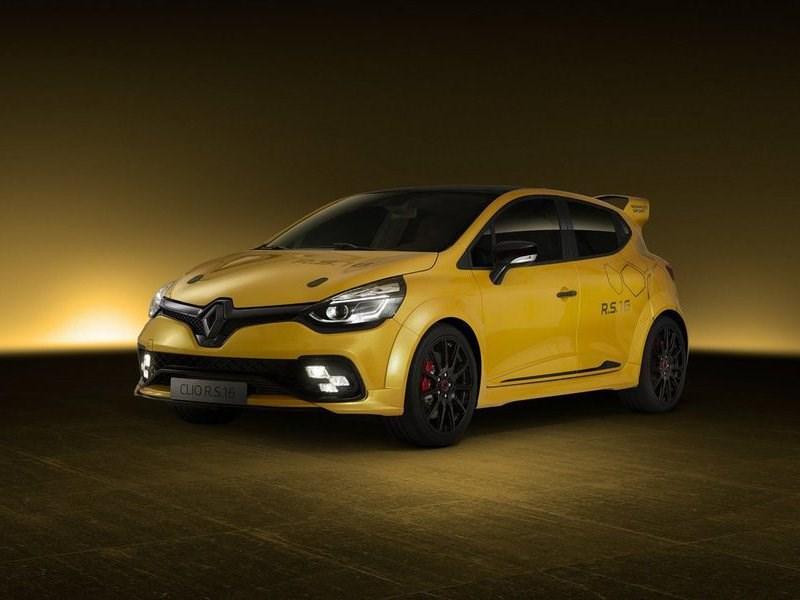 В Монако показали концепт самого экстремального Renault Clio
