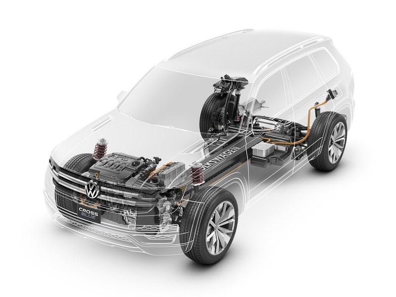 Стали известны некоторые подробности нового кроссовера Volkswagen