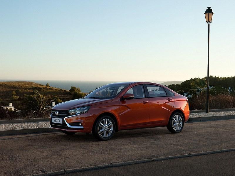 АвтоВАЗ отказывается от французской МКПП для седана Vesta