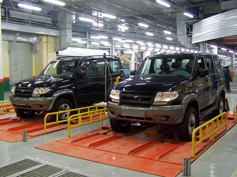 УАЗ повысит цены и перейдет на «Евро-4»