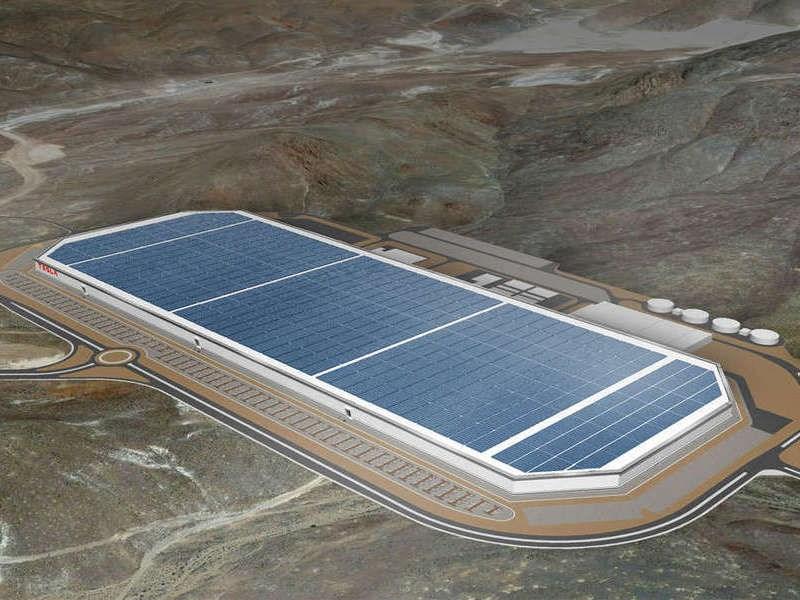 Tesla Motors организует серийное производство в Европе