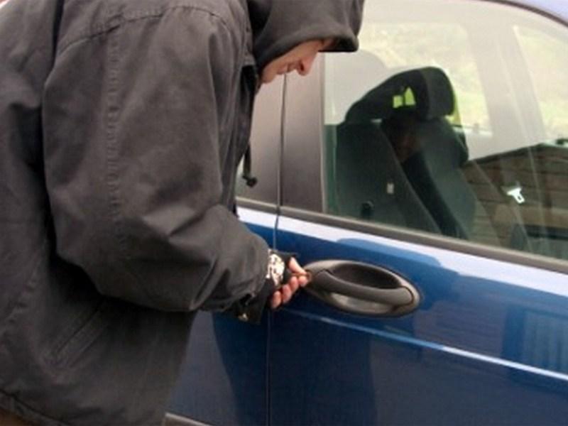 На Москву приходится 25% угонов машин