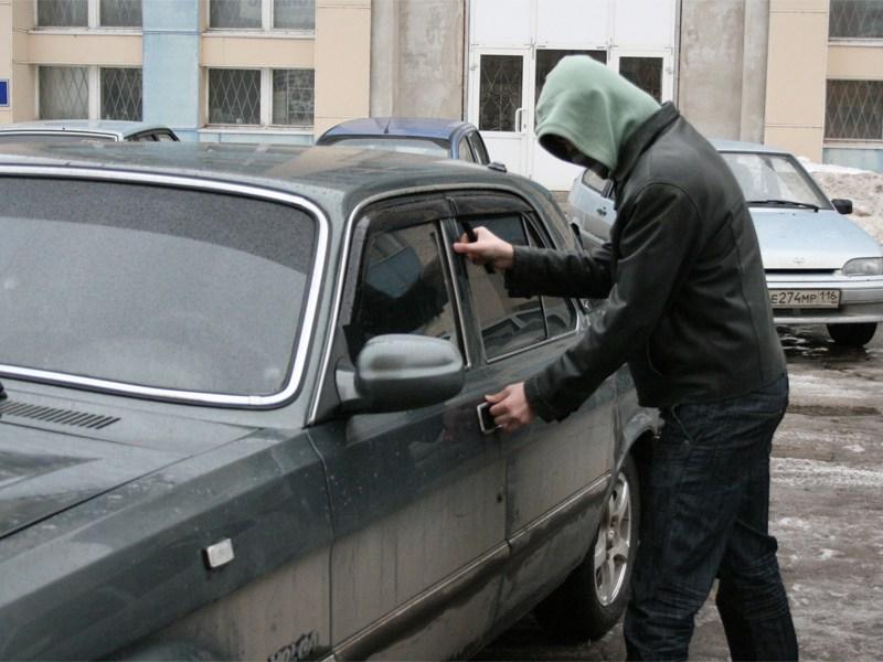 Определены лидеры рейтинга самых угоняемых машин 2012 года