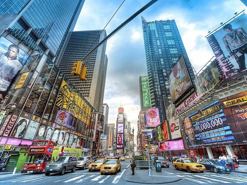 Беспилотники выехали на улицы Манхэттена
