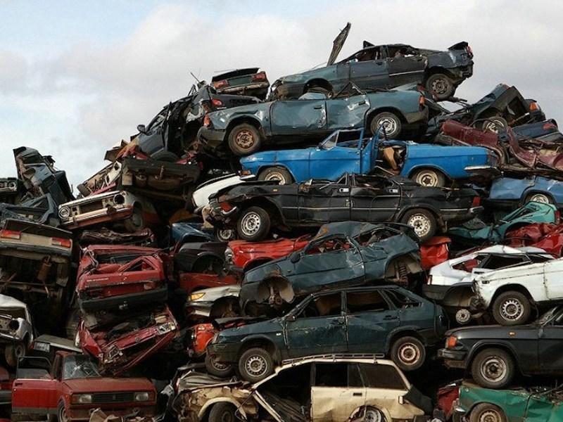 За 20 лет автовладельцы заплатят $20 млрд утилизационных сборов