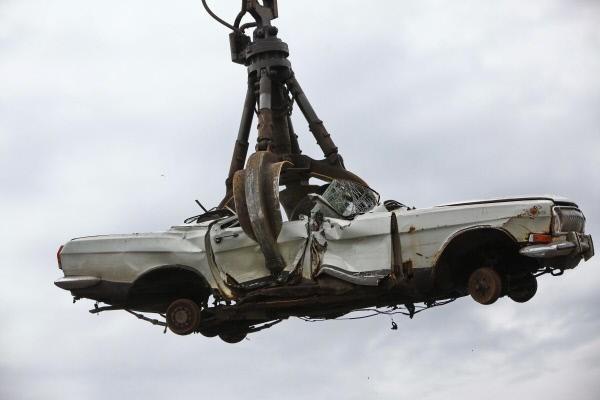 Программа утилизации старых автомобилей может быть возобновлена на новых условиях