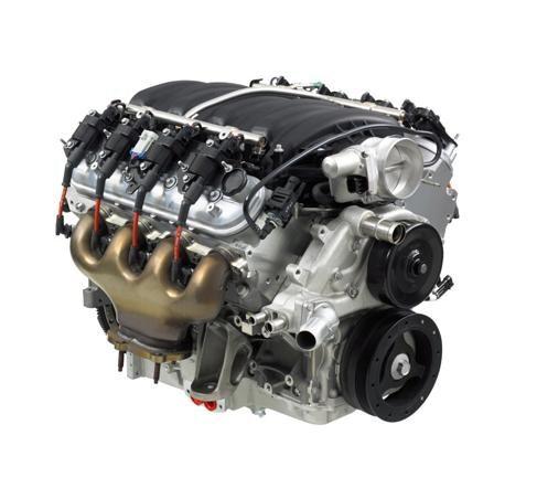 Восьмицилиндровые двигатели научатся понижать мощность в 4 раза