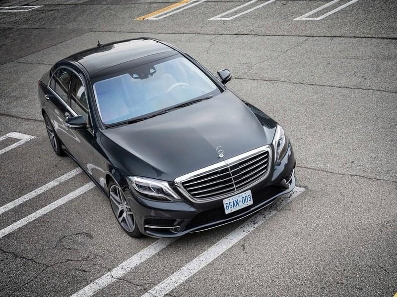 Стало известно, почему Mercedes отзывает неменее 200 авто S-Class изРФ