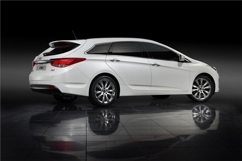 Hyundai готовит рестайлинговую версию универсала i40 Wagon
