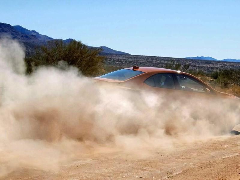 Стали известны подробности о новом Subaru WRX