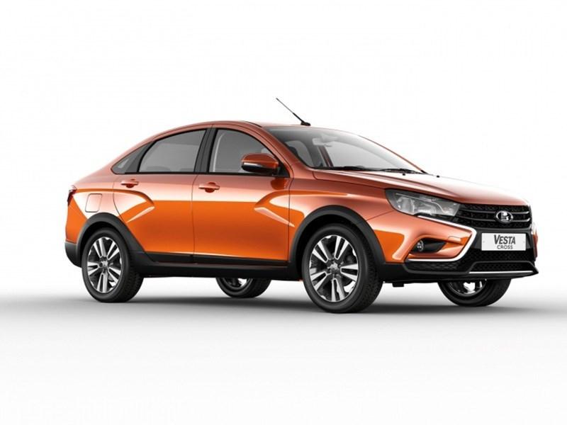 АвтоВАЗ назвал дату начала продаж Lada Vesta Cross