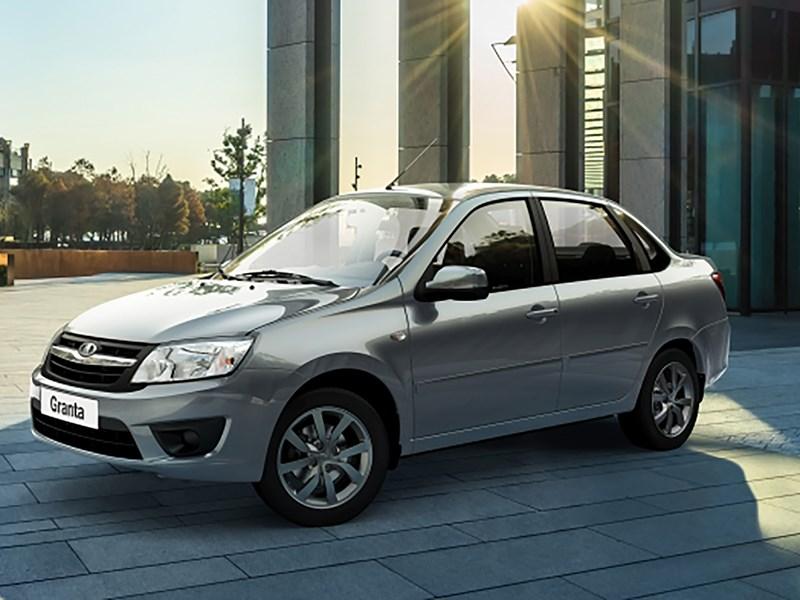 В «АвтоВАЗ» рассказали, когда поступит в продажу новая lada Granta City class=