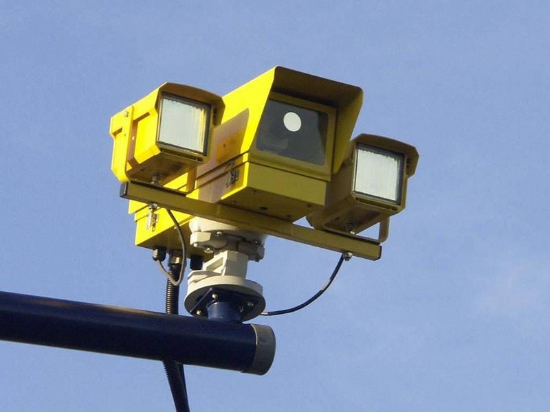К концу года в столице будут работать 600 камер фиксации нарушения ПДД